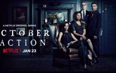 Cos'è October Faction, la serie da oggi su Netflix
