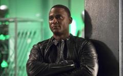 Arrow: nel finale di serie Diggle raggiunge il suo destino?