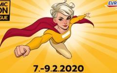A Praga la prima Comic Con: arte, letteratura e diverimento