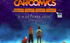 Cartoomics slitta a ottobre