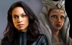 The Mandalorian: Rosario Dawson sarà Ahsoka Tano nella seconda stagione