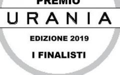 Premio Urania 2019, i finalisti