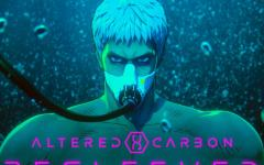 Resleeved: lo spin-off d'animazione di Altered Carbon