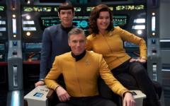 Ecco la nuova serie: Star Trek: Strange New Worlds