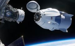 L'America è tornata nello spazio