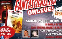 Sabato 25 una nuova puntata di Fantascienza.com OnLive!