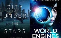 Il nuovo romanzo di Stephen Baxter e l'ultimo di Gardner Dozois