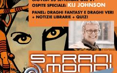 Stasera secondo episodio di Stranimondi Online!