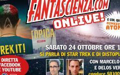 Ritorna Fantascienza.com OnLive!, domani su questi schermi