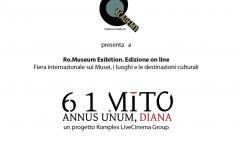 6 1 Mito Diana: inseguendo la dea tra le strade dell'Eur con la realtà aumentata