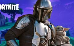Fortnite: arrivano The Mandalorian e Baby Yoda
