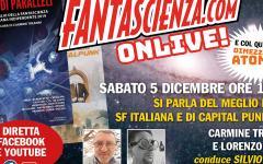 Domani sabato 5 torna Fantascienza.com Onlive!