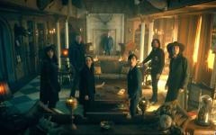 The Umbrella Academy terza stagione, svelata la Sparrow Academy