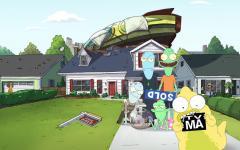 Cos'è Solar Opposites, la serie animata per adulti di Disney+ Star