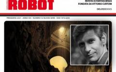 È Davide Camparsi il vincitore del Premio Robot