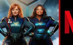 Cos'è Thunder Force, il nuovo film di Netflix