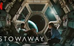Cos'è Estraneo a bordo, il film da oggi su Netflix