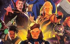 Marvel's What If…?, ecco il trailer ufficiale