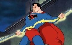 5 cartoni animati con Superman
