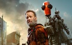 Finch: il trailer del film di Apple TV+ con Tom Hanks, un cane e un robot