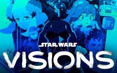 Com'è Star Wars: Visions la serie animata da oggi su Disney+