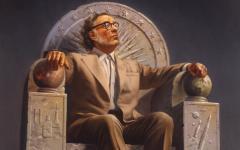 Qualche video di Isaac Asimov