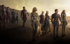 Marvel's Eternals, le prime reazioni della critica dalla premiere