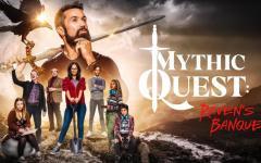 Mythic Quest rinnovata per due stagioni, Anthony Hopkins non sa cosa sia.