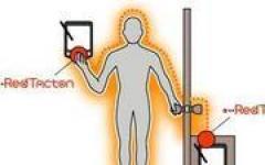Il contatto fisico dei corpi conduttivi