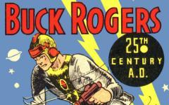 Ritorno al futuro per Buck Rogers