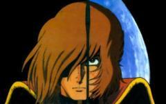 Trent'anni di Capitan Harlock, il pirata spaziale