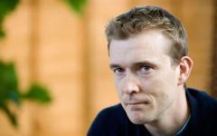 David Mitchell: Il mio romanzo a matrioska