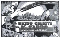 Le Sunday pages di Raymond nelle Edizioni Italiane e loro censura