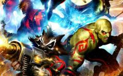 Tutti i Guardiani della Galassia del fumetto