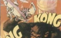 Il mitico King Kong (del 1933)