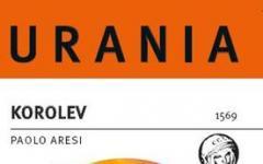 Korolev, un romanzo sul padre dell'astronautica sovietica di Paolo Aresi