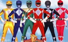 Come ti creo i Power Rangers