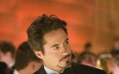 Iron Man: A Beautiful Mind