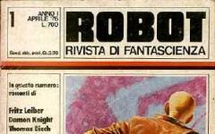 Come finì la vecchia Robot