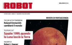 Il senso di Robot per la fantascienza