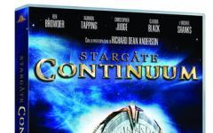 Stargate: Continuum esce in Italia