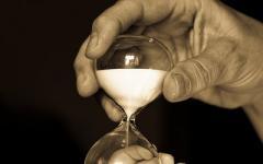 Il tempo che resta