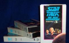Star Trek in videocassetta