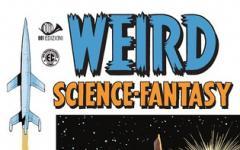 Weird Science-Fantasy e le storie sui robot di Otto Binder