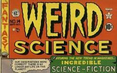 Weird Science e l'avventura della EC Comics