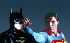 E' rissa tra Batman e Superman