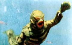 Il ritorno del mostro della Laguna Nera