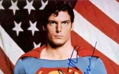 Christopher Reeve a Smallville