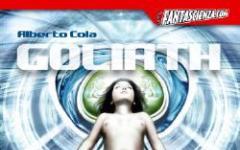 Goliath, ecco il romanzo di Alberto Cola