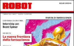 Robot, al via gli abbonamenti